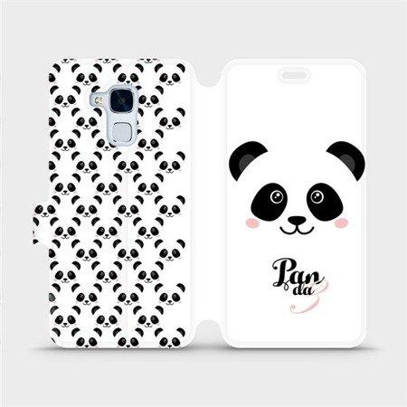 Flipové pouzdro Mobiwear na mobil Honor 7 Lite - M030P Panda Amálka