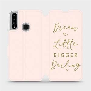 Flipové pouzdro Mobiwear na mobil Samsung Galaxy A20S - M014S Dream a little