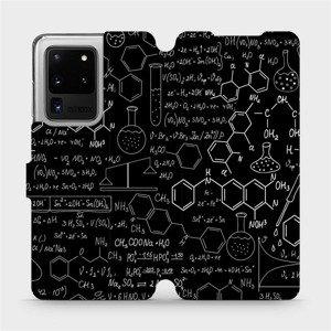 Flipové pouzdro Mobiwear na mobil Samsung Galaxy S20 Ultra - V060P Vzorečky