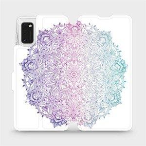 Flipové pouzdro Mobiwear na mobil Samsung Galaxy A41 - M008S Mandala