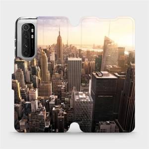 Flipové pouzdro Mobiwear na mobil Xiaomi Mi Note 10 Lite - M138P New York