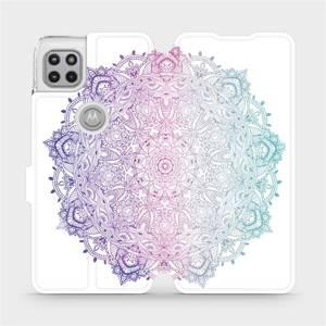 Flipové pouzdro Mobiwear na mobil Motorola Moto G 5G - M008S Mandala