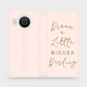 Flip pouzdro Mobiwear na mobil Nokia X20 - M014S Dream a little