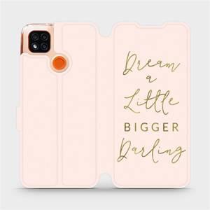 Flipové pouzdro Mobiwear na mobil Xiaomi Redmi 9C - M014S Dream a little