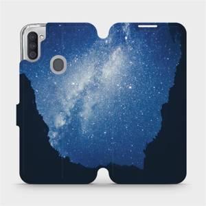 Flipové pouzdro Mobiwear na mobil Samsung Galaxy M11 - M146P Galaxie