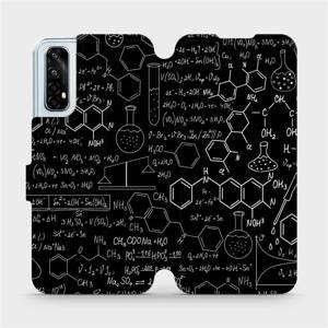 Flipové pouzdro Mobiwear na mobil Realme 7 - V060P Vzorečky