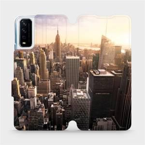 Flipové pouzdro Mobiwear na mobil Vivo Y11S - M138P New York