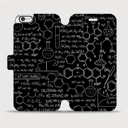 Flipové pouzdro Mobiwear na mobil Apple iPhone 6 / iPhone 6s - V060P Vzorečky