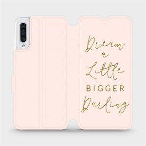 Flipové pouzdro Mobiwear na mobil Samsung Galaxy A50 - M014S Dream a little