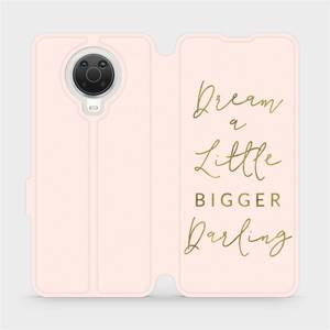 Flip pouzdro Mobiwear na mobil Nokia G20 - M014S Dream a little