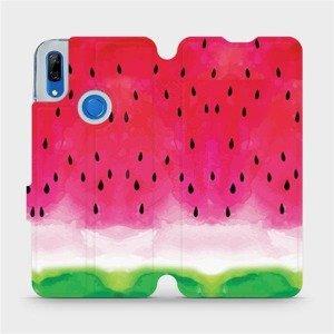 Flipové pouzdro Mobiwear na mobil Huawei P Smart Z - V086S Melounek