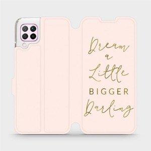 Flipové pouzdro Mobiwear na mobil Huawei P40 Lite - M014S Dream a little