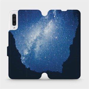 Flipové pouzdro Mobiwear na mobil Samsung Galaxy A50 - M146P Galaxie