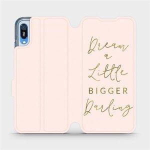 Flipové pouzdro Mobiwear na mobil Huawei Y6 2019 - M014S Dream a little