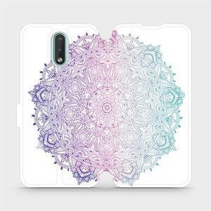 Flipové pouzdro Mobiwear na mobil Nokia 2.3 - M008S Mandala