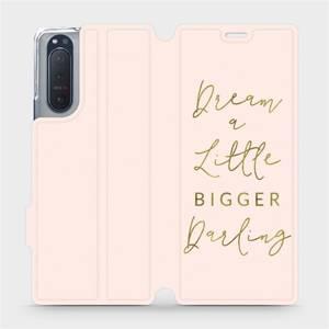 Flipové pouzdro Mobiwear na mobil Sony Xperia 5 II - M014S Dream a little