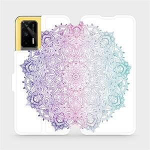 Flipové pouzdro Mobiwear na mobil Realme GT 5G - M008S Mandala