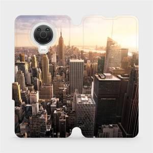 Flip pouzdro Mobiwear na mobil Nokia G20 - M138P New York