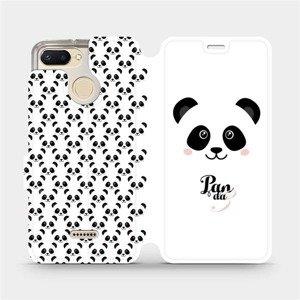 Flipové pouzdro Mobiwear na mobil Xiaomi Redmi 6 - M030P Panda Amálka