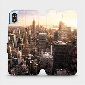 Flipové pouzdro Mobiwear na mobil Xiaomi Redmi 7A - M138P New York