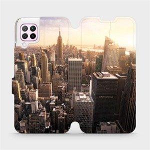 Flipové pouzdro Mobiwear na mobil Huawei P40 Lite - M138P New York