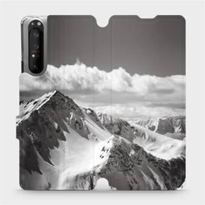Flipové pouzdro Mobiwear na mobil Sony Xperia 1 II - M152P Velehory