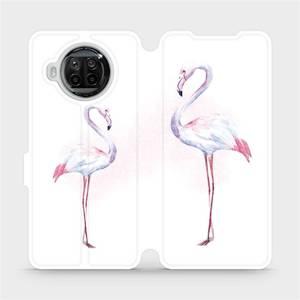 Flipové pouzdro Mobiwear na mobil Xiaomi MI 10T Lite - M005S Plameňáci