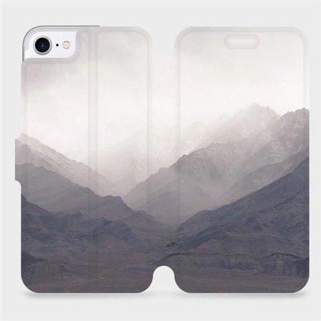 Flipové pouzdro Mobiwear na mobil Apple iPhone 8 - M151P Hory