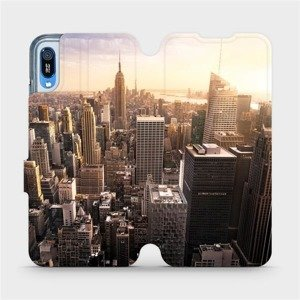 Flipové pouzdro Mobiwear na mobil Huawei Y6 2019 - M138P New York