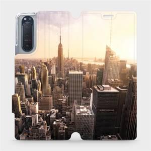 Flipové pouzdro Mobiwear na mobil Sony Xperia 5 II - M138P New York