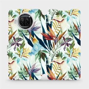 Flipové pouzdro Mobiwear na mobil Xiaomi MI 10T Lite - M071P Flóra