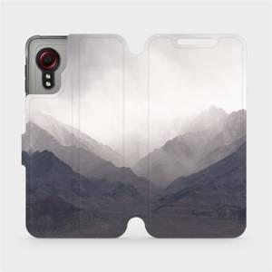 Flipové pouzdro Mobiwear na mobil Samsung Galaxy Xcover 5 - M151P Hory