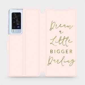 Flip pouzdro Mobiwear na mobil Vivo X60 Pro 5G - M014S Dream a little