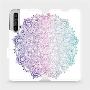 Flipové pouzdro Mobiwear na mobil Realme X3 SuperZoom - M008S Mandala
