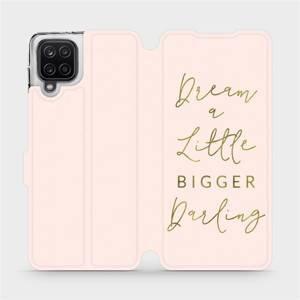 Flipové pouzdro Mobiwear na mobil Samsung Galaxy A12 - M014S Dream a little