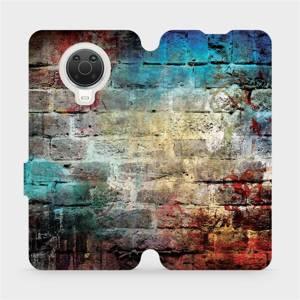 Flip pouzdro Mobiwear na mobil Nokia G20 - V061P Zeď