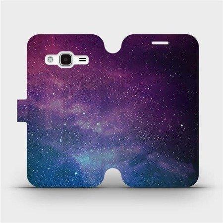 Flipové pouzdro Mobiwear na mobil Samsung Galaxy J3 2016 - V147P Mlhovina