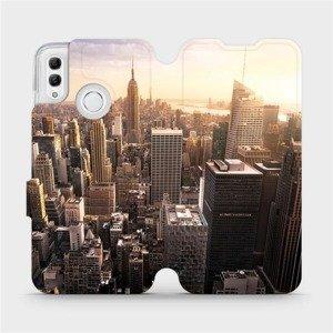 Flipové pouzdro Mobiwear na mobil Honor 10 Lite - M138P New York