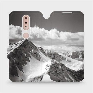 Flipové pouzdro Mobiwear na mobil Nokia 4.2 - M152P Velehory