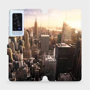 Flip pouzdro Mobiwear na mobil Vivo X60 Pro 5G - M138P New York