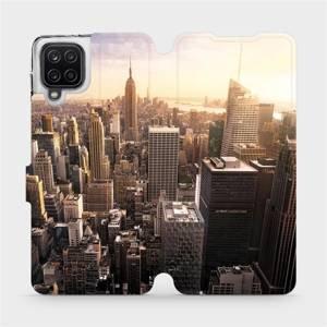 Flipové pouzdro Mobiwear na mobil Samsung Galaxy A12 - M138P New York