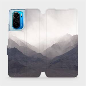 Flipové pouzdro Mobiwear na mobil Xiaomi Mi 11i / Xiaomi Poco F3 - M151P Hory