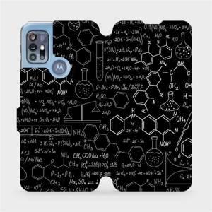 Flipové pouzdro Mobiwear na mobil Motorola Moto G20 - V060P Vzorečky