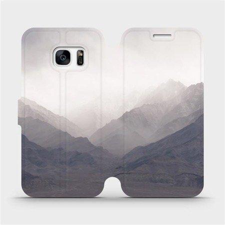 Flipové pouzdro Mobiwear na mobil Samsung Galaxy S7 - M151P Hory