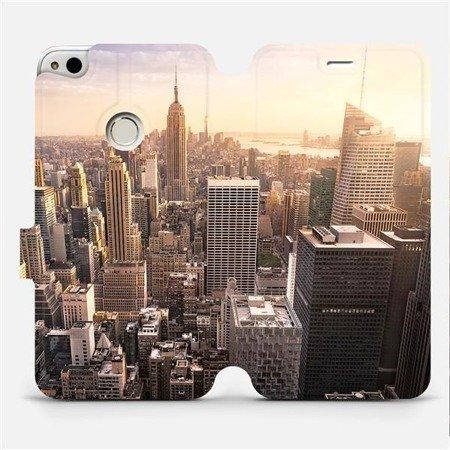Flipové pouzdro Mobiwear na mobil Huawei P9 Lite 2017 - M138P New York