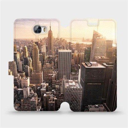 Flipové pouzdro Mobiwear na mobil Huawei Y6 II Compact - M138P New York