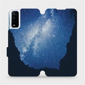 Flipové pouzdro Mobiwear na mobil Vivo Y11S - M146P Galaxie