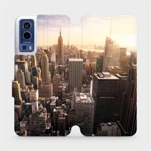 Flip pouzdro Mobiwear na mobil Vivo Y72 5G / Vivo Y52 5G - M138P New York
