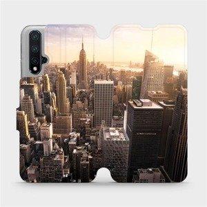 Flipové pouzdro Mobiwear na mobil Honor 20 - M138P New York