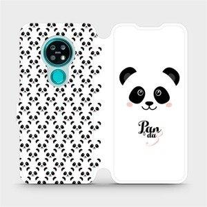Flipové pouzdro Mobiwear na mobil Nokia 7.2 - M030P Panda Amálka